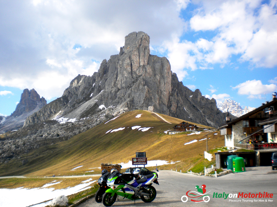 Motorcycle Tour Alps and Dolomites