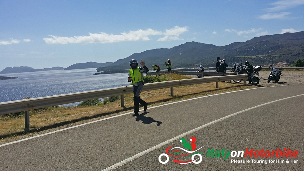 Motorcycle Tour Sardinia from Alghero