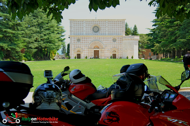 Motorcycle Tour Amazing Central Italy
